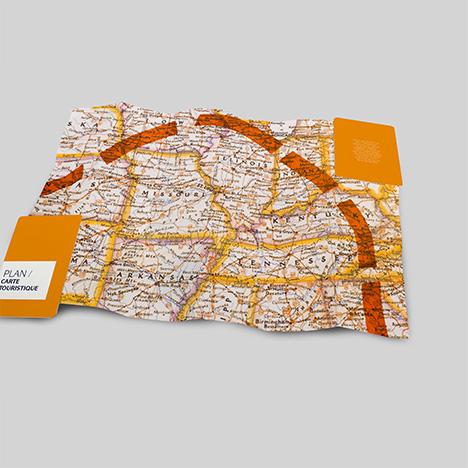 Plan / Carte touristique